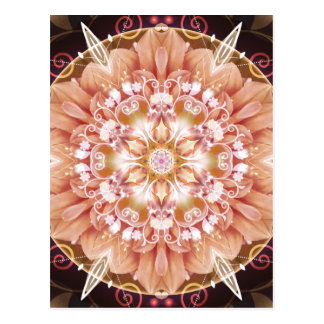 Mandalas from the Heart of Freedom 2 Postcard