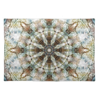 Mandalas from the Heart of Freedom 3 Gifts Placemat