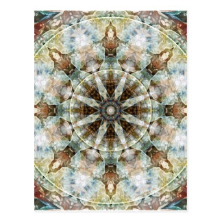 Mandalas from the Heart of Freedom 3 Postcard