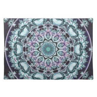 Mandalas from the Heart of Freedom 4 Gifts Placemat