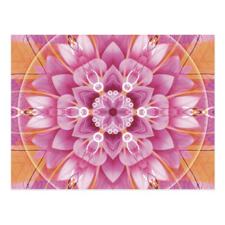 Mandalas from the Heart of Freedom 5 Postcard