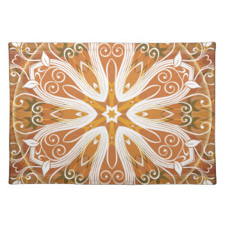 Mandalas from the Heart of Freedom 6 Gifts Placemat