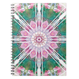 Mandalas from the Heart of Freedom 7 Gifts Note Book
