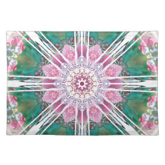 Mandalas from the Heart of Freedom 7 Gifts Placemat