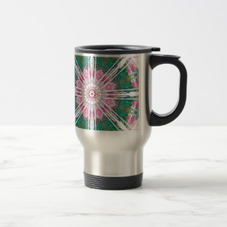 Mandalas from the Heart of Freedom 7 Gifts Travel Mug
