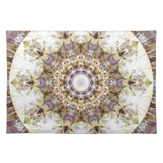 Mandalas from the Heart of Freedom 9 Gifts Placemat