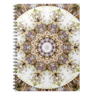 Mandalas from the Heart of Freedom 9 Gifts Spiral Notebooks