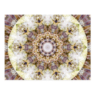 Mandalas from the Heart of Freedom 9 Postcard