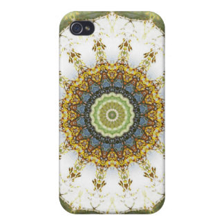 Mandalas from the Heart of Peace, No. 5, iPhone 4/4S Case