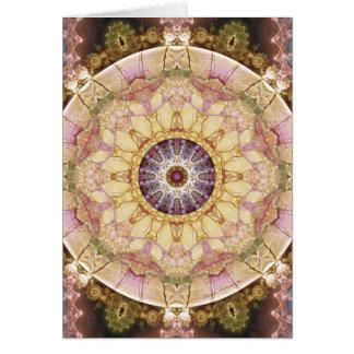 Mandalas froMandalas m the Heart of Change 2, Card