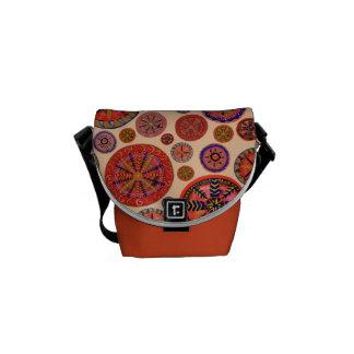 Mandalas Messenger Bag
