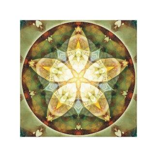 Mandalas of Forgiveness and Release 1 Canvas Print