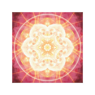 Mandalas of Forgiveness & Release 11 Canvas Wrap Gallery Wrapped Canvas