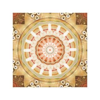 Mandalas of Forgiveness & Release 23 Canvas Wrap Canvas Prints