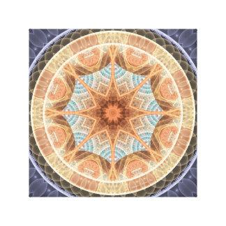 Mandalas of Forgiveness & Release 24 Canvas Wrap Canvas Print
