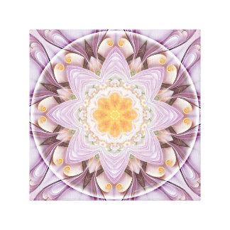 Mandalas of Forgiveness & Release 27 Canvas Wrap Canvas Print