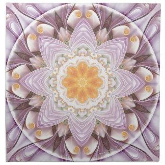 Mandalas of Forgiveness & Release 27 Napkin