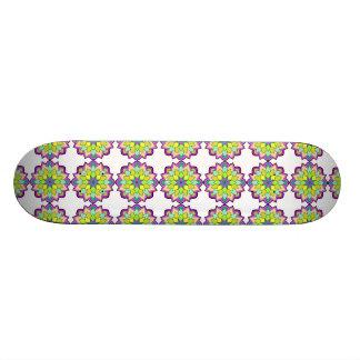 Mandalas Skate Board Deck