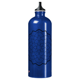 Mandalas Water Bottle
