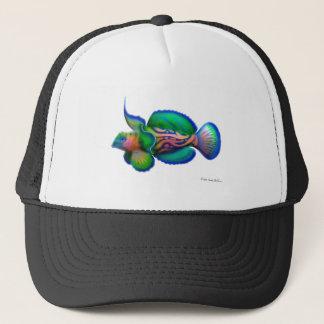 Mandarin Dragonet Fish Trucker Hat