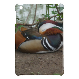 Mandarin Duck Cover For The iPad Mini