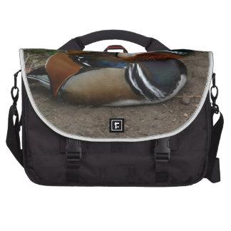 Mandarin Duck Laptop Commuter Bag