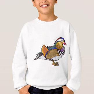 Mandarin Duck Sketch Sweatshirt