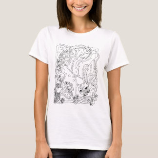 Mandarin Fish Mercat T-Shirt