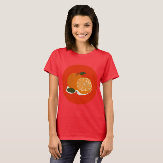 Mandarin orange T-Shirt