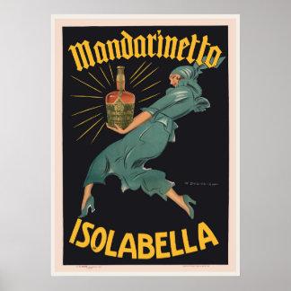Mandarinetto, Isolabella Poster