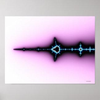 Mandelbrot 6 poster