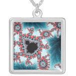 Mandelbrot 7 pendants