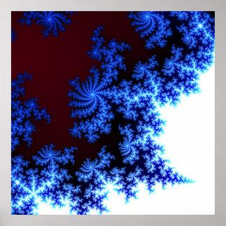 Mandelbrot Fractal Zoom 2 Poster