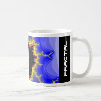 Mandelbrot Set Fractal Mug