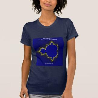 Mandelbrot Set Fractal Shirt