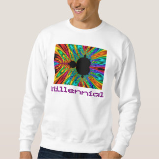 Mandelbrot Set Graphic Sweatshirt