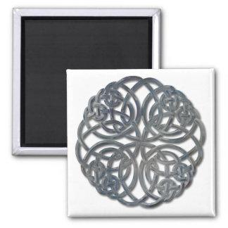 Mandella glass magnets