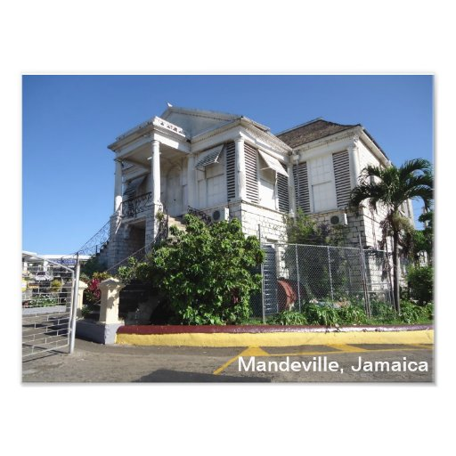 Mandeville, Manchester, Jamaica Photo