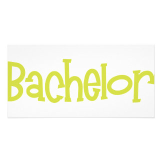 Mandi-Bachelor-Ylw Picture Card