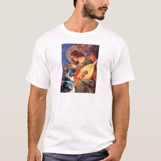 Mandolin Angel - German Shepherd 15 T-Shirt