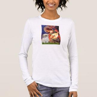Mandolin Angel - Shih Tzu (P) Long Sleeve T-Shirt