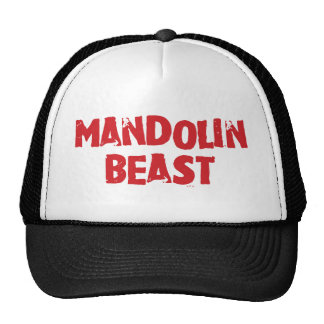 Mandolin Beast Hat