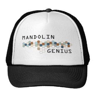Mandolin Genius Hats