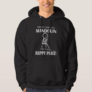 Mandolin Happy Place Hoodie
