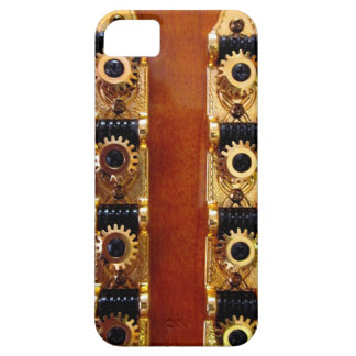 Mandolin Headstock iPhone 5 Covers