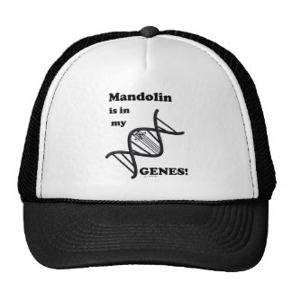 Mandolin Is In My Genes Trucker Hat