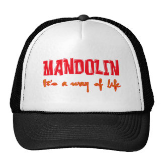 mandolin It's a way of life Trucker Hat