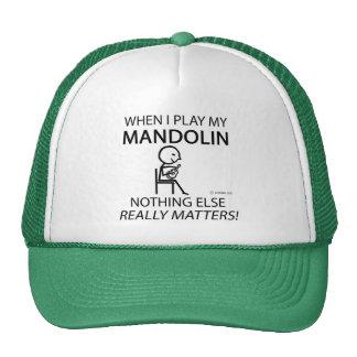 Mandolin Nothing Else Matters Cap