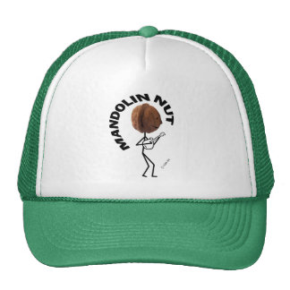 Mandolin Nut Hat