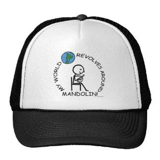 Mandolin - World Revolves Around Cap
